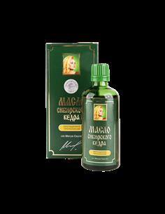 Cedar Nut Oil enriched with Propolis 100ml